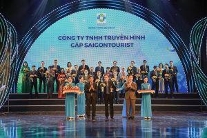 Truyền hình cáp SCTV đạt Thương hiệu quốc gia 2020