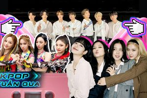 Kpop tuần qua: BTS được đề cử Grammy, BlackPink tung thính dự án mới, aespa bị tố đạo nhái sân khấu
