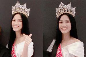 Hoa hậu Đỗ Thị Hà lộ gương mặt hốc hác, quản lý nói gì?