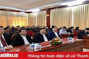 Công bố quyết định tiếp nhận và bổ nhiệm Chánh Thanh tra tỉnh Thanh Hóa