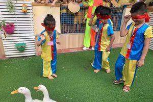 Thi xã Phú Thọ - Điểm sáng Giáo dục mầm non