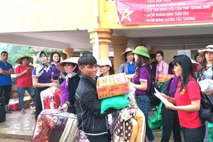 Tấm lòng thiện nguyện của cô giáo Bùi Thị Hồng