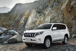 Xem các mẫu xe SUV xuất xứ châu Âu, Nhật Bản và Nga thi leo đồi tuyết