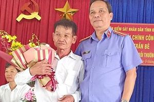 Viện KSND tỉnh Khánh Hòa bồi thường cho người bị bắt giam oan gần 3 năm