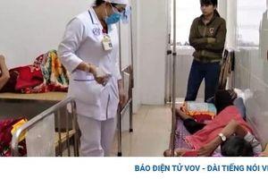 Số ca mắc sốt xuất huyết tăng đột biến tại Quảng Ngãi