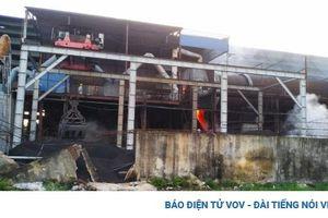 Hải Phòng: Nhà máy mới vận hành thử nghiệm đã bị tố 'bức tử' môi trường