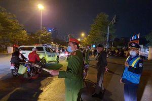 Mạnh tay xử lý các vi phạm trật tự an toàn giao thông và đô thị