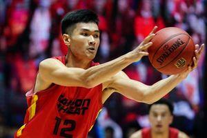 Phú Vinh - ngôi sao cao 2,03 m của bóng rổ Việt Nam