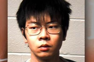 Du học sinh Trung Quốc đối mặt 20 năm tù vì đầu độc bạn