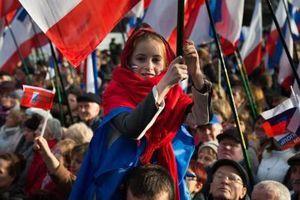 Nga đóng băng vấn đề Crimea với Mỹ