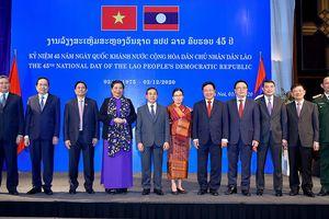 Kỷ niệm 45 năm ngày Quốc khánh CHDCND Lào