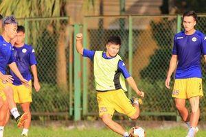 U21 Hà Nội có thể bị loại dù mang đến đội hình dự V-League