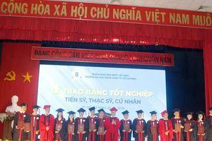 Trường Đại học Ngân hàng TP.HCM tuyển sinh trình độ Thạc sĩ đợt 1 năm 2021