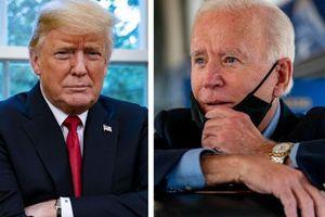 'Soi' sở thích đồng hồ của ông Donald Trump và ông Joe Biden