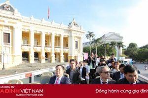 Người dân Hà Nội được trải nghiệm 5G