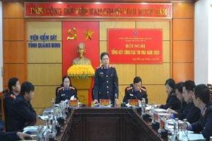 Cụm thi đua số 3 ngành KSND: 2 đơn vị được đề nghị xét tặng danh hiệu 'Cờ thi đua của Chính phủ'