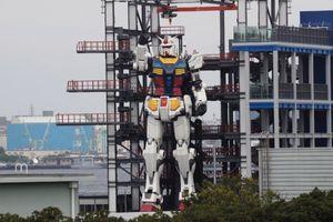 Robot 'Gundam' cao 18m ra mắt tại Nhật Bản