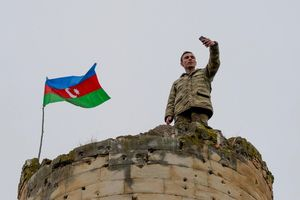 Quân đội Azerbaijan tiếp quản vị trí chiến lược tại Nagorny-Karabakh