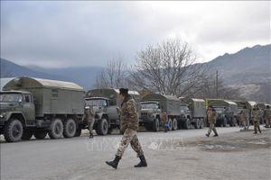 Xung đột tại Nagorny-Karabakh: Azerbaijan tiếp quản huyện cuối cùng từ Armenia