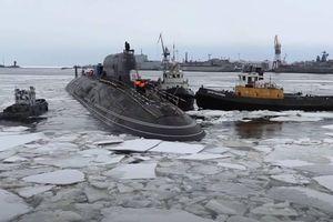 Tàu ngầm Yasen-M phóng thành công tên lửa Onyx từ dưới nước