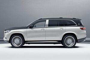 Đôi điều cần biết về Mercedes-Maybach GLS 600 2021, giá gần 4 tỷ đồng