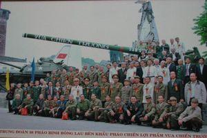Điều ít biết về Trung đoàn Pháo binh từng lập chiến công hi hữu của Việt Nam
