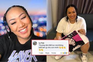 Mẹ ruột Karma bày tỏ sự bất lực, người hâm mộ đau lòng trước sự ra đi của nữ YouTuber