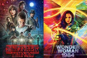 Từ Stranger Things đến Wonder Woman 1984: Nguồn cảm hứng thập niên 80 đang xâm chiếm màn ảnh Hollywood