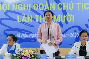 Khai mạc Hội nghị Đoàn Chủ tịch TƯ Hội LHPN Việt Nam lần thứ 10