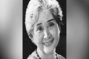 Thương tiếc NSND Trần Thị Tuyết: Cả cuộc đời gắn bó với ngâm thơ