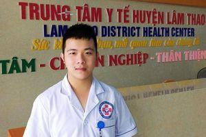 Phú Thọ: Điều dưỡng trẻ Trần Xuân Khải tận tâm với nghề