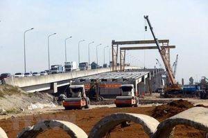 Giải ngân vốn đầu tư công ngành giao thông đạt hơn 80% kế hoạch