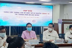 TP.HCM có thể đề xuất giãn cách xã hội những nơi BN1347 từng tiếp xúc