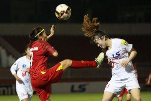 Vòng 11 giải bóng đá VĐQG nữ: TP.HCM I, Hà Nội I Watabe làm nóng trước chung kết