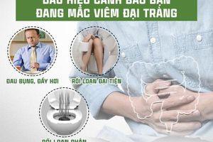 3 dấu hiệu viêm đại tràng bạn không thể bỏ qua