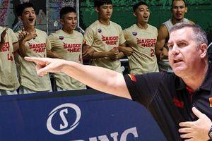 HLV Kevin Yurkus: 'Các cầu thủ trẻ của tôi có thể không có kinh nghiệm Finals, nhưng họ từng là tuyển thủ quốc gia'