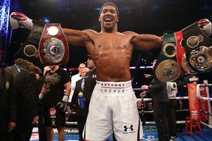 Anthony Joshua: 'Tyson Fury cần tôi để kéo khán giả'