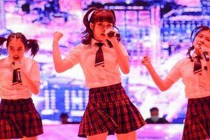 VBA khiến fan 'đổ rạp' trước vẻ đẹp và tài năng của 'nhóm nhạc triệu đô' SGO48
