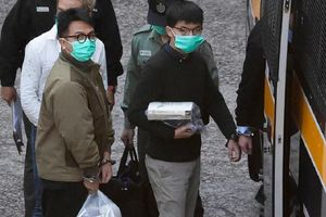 Hoàng Chi Phong bị kết án 13,5 tháng tù