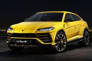 Lamborghini Urus bị triệu hồi vì nguy cơ cháy xe