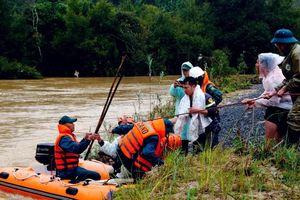 Tìm thấy thi thể du khách còn lại bị lũ cuốn tại Lâm Đồng