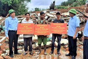 Bí thư Tỉnh ủy Đắk Lắk chỉ đạo khắc phục thiệt hại do mưa lũ