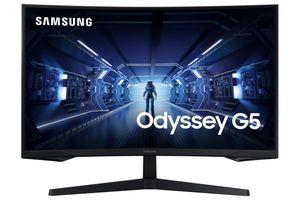 Màn hình gaming cong Odyssey mới của Samsung có đặc biệt?