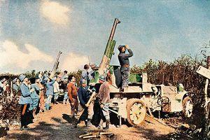 Bộ sưu tập ảnh màu hiếm về Thế chiến thứ nhất