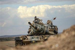 Thổ Nhĩ Kỳ tấn công dữ dội lực lượng SDF ở miền bắc Syria