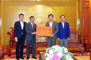 Thứ trưởng Ngoại giao Nguyễn Minh Vũ làm việc với Lãnh đạo tỉnh Quảng Trị