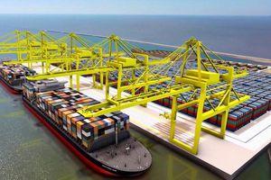 Đẩy nhanh tiến độ xây dựng bến số 3 và số 4 thuộc Cảng cửa ngõ Quốc tế Hải Phòng