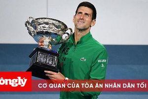 Novak Djokovic đứng đầu danh sách kiếm tiền trong năm 2020
