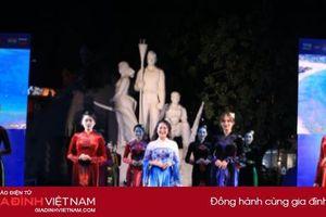NTK người Tày Thảo Giang ghi điểm trong ngày hội văn hóa ASEAN