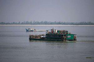 Trung Quốc-Ấn Độ cạnh tranh xây thủy điện trên con sông chảy qua hai nước